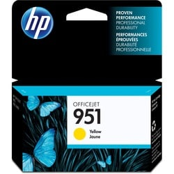 HP 951 Original Ink Cartridge - Yellow