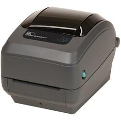 Zebra GX430t Thermal Transfer Printer - Monochrome - Desktop - Label