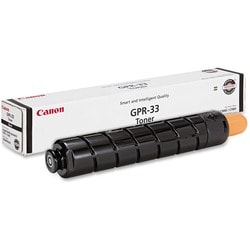 Canon GPR-33 Original Toner Cartridge - Black