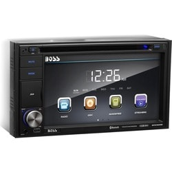 "Boss BV9362BI Car DVD Player - 6.2"" Touchscreen LCD Display - 1440 x"
