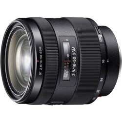 Sony 16-50mm f/2.8 DT Standard Zoom Lens