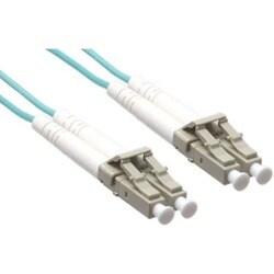 Axiom LC/LC 10G Multimode Duplex OM3 50/125 Fiber Optic Cable 3m