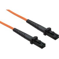 Axiom MTRJ/MTRJ Multimode Duplex OM1 62.5/125 Fiber Optic Cable 2m
