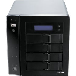 D-Link ShareCenter Pro DNS-1250 Network Storage Server