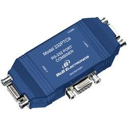 B+B Serial RS-232 9-Pin Port Combiner