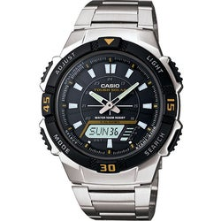 Casio Men's Self-charging Solar-powered Wristwatch