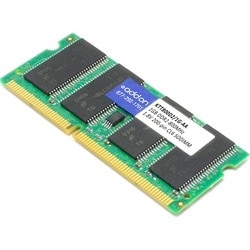 AddOn AA800D2S6/1G Toshiba KTT800D2/1G Compatible 1GB DDR2-800MHz Unb