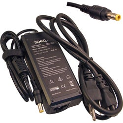 DENAQ 16V 3.36A 5.5mm-2.5mm AC Adapter for IBM ThinkPad Series Laptop