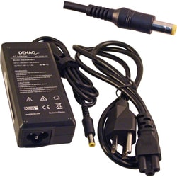 DENAQ 16V 3.5A 5.5mm-2.5mm AC Adapter for IBM ThinkPad Series Laptops