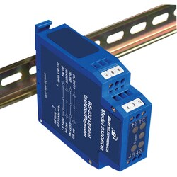 B+B RS-232 Isolated Repeater, DIN Rail