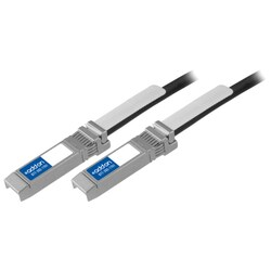 AddOn Cisco CAB-SFP-50CM Compatible TAA Compliant 1000Base-CU SFP to