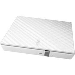 Asus SDRW-08D2S-U External DVD-Writer - Retail Pack - White