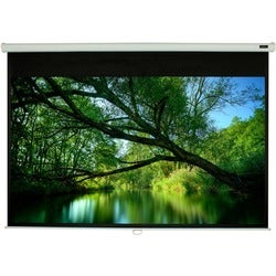"EluneVision Triton Manual Projection Screen - 70"" - 1:1 - Wall/Ceilin"
