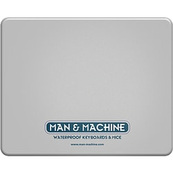 Man & Machine Mouse Pad