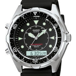 Casio Men's AMW320R-1EV Analog/ Digital Sport Watch