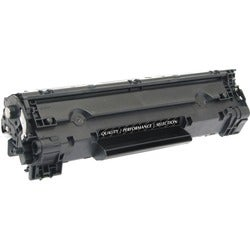 V7 Toner Cartridge - Remanufactured for HP (CE278A) - Black