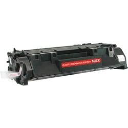 V7 MICR Toner Cartridge - Remanufactured for HP (CE505A) - Black