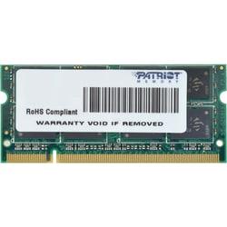 Patriot Signature DDR2 8GB (2 x 4GB) CL6 PC2-6400 (800MHz) SODIMM Kit