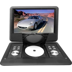 Pyle 14'' Portable TFT/LCD Monitor W/ Built-In DVD Player MP3/MP4/USB SD Slot