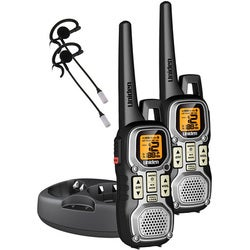 Uniden Two Weather Resistant 40 Mile Range FRS/GMRS Radios with 2 Vox