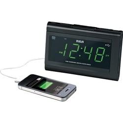 RCA RC142 Desktop Clock Radio