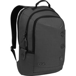 Ogio Women's Black Soho 17-inch Laptop Backpack