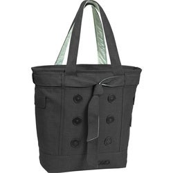 OGIO Black Hamptons 15-inch Laptop Tote