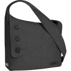 Ogio Women's Black Brooklyn Tablet Shoulder Tote