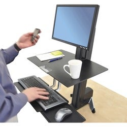 Ergotron WorkFit-S Display Stand