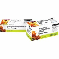 Premium Compatibles HP 81 HP C4930A Black Dye InkJet Toner Cartridge