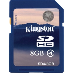 Kingston 8 GB SDHC