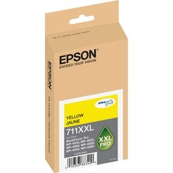 Epson DURABrite Ultra 711XXL Ink Cartridge - Yellow