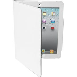Premiertek Carrying Case (Flip) for iPad - White