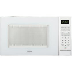Haier 0.9 Cu. Ft/ 900W Microwave White