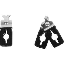 CSP Guardian Series Cable Lock Accessories - Scissor Clip - 50 pack