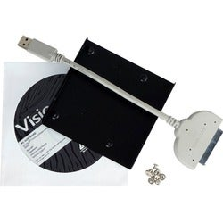 Visiontek Universal SSD Cloning and Transfer Kit (USB 3.0 to SATA)