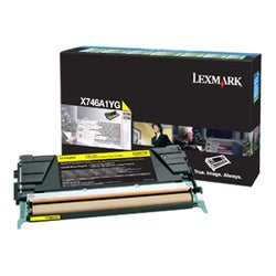 Lexmark Toner Cartridge - Yellow