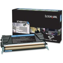 Lexmark Toner Cartridge (Cyan)