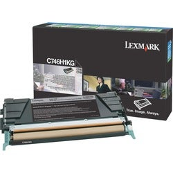 Lexmark Toner Cartridge - Black - Thumbnail 0