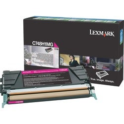 Lexmark Toner Cartridge - Magenta (1)