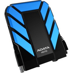 "Adata DashDrive HD710 AHD710-1TU3-CBL 1 TB 2.5"" External Hard Drive -"