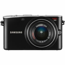 Samsung NX1000 20.3MP Mirrorless Digital Camera with 20-50mm Lens