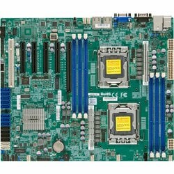 Supermicro X9DBL-iF Server Motherboard - Intel C602 Chipset - Socket
