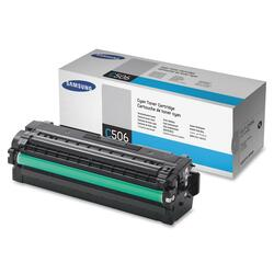 Samsung CLT-C506L Toner Cartridge - Cyan