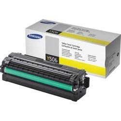 Samsung CLT-Y506L Toner Cartridge - Yellow