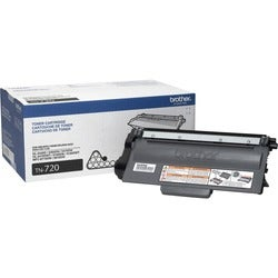 Brother TN720 Toner Cartridge - Black