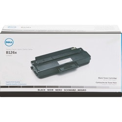 Dell Toner Cartridge - Black - Thumbnail 0