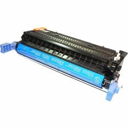 eReplacements Toner Cartridge - Alternative for HP (C9721A) - Cyan -