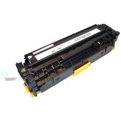 eReplacements Toner Cartridge - Alternative for HP (CC530A) - Black -|https://ak1.ostkcdn.com/images/products/etilize/images/250/1022941191.jpg?impolicy=medium