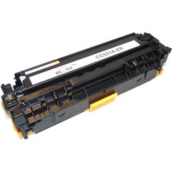 eReplacements Toner Cartridge - Alternative for HP (CC531A) - Cyan